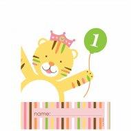 8 Pochettes à cadeaux 1 an douceur