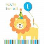 8 Invitations 1 an tendresse