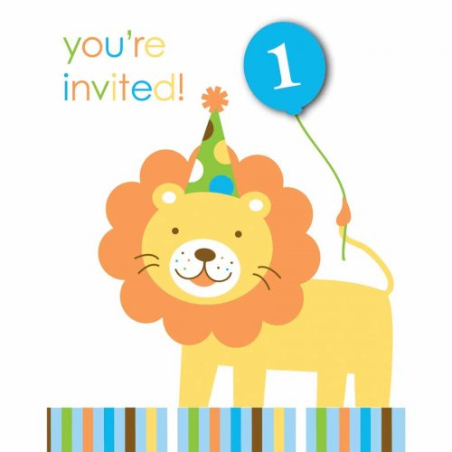 8 Invitations 1 an tendresse