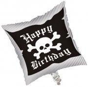 Ballon Mylar Pirate Happy Birthday