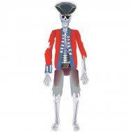 Affiche de squelette Pirate