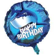 Ballon Mylar Requin