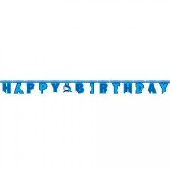 Guirlande Lettres Happy Birthday Requin