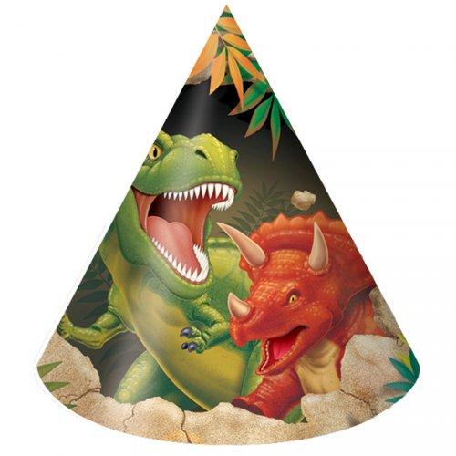 8 Chapeaux Dino Relief