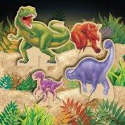 Centre de table Dino Relief