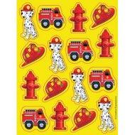 Stickers Pompier
