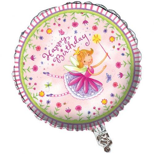 Ballon Mylar Garden Fairy