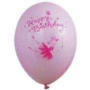 6 Ballons Garden Fairy