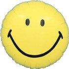 Ballon Mylar Smiley Face
