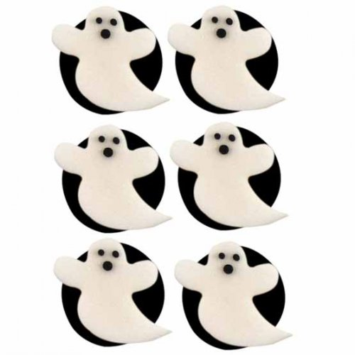 6 Fantômes en sucre