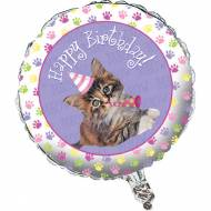 Ballon Mylar Tendre Chaton