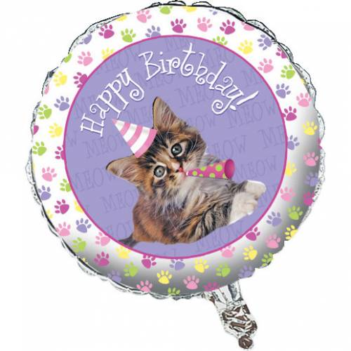 Ballon Mylar Tendre Chaton