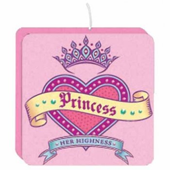 Bougie Princess Tatoo
