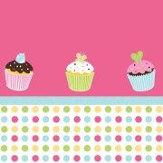 Nappe Cupcake Friandise