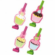 8 Sans-gênes Cupcake Friandise