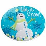 D�cor Bonhomme de neige