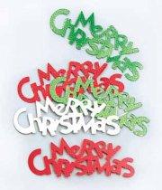 Confetti Merry Christmas