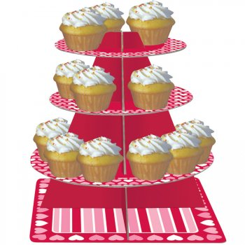 Présentoir à Cupcakes Love