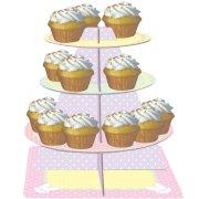 Pr�sentoir � Cupcakes Lapin