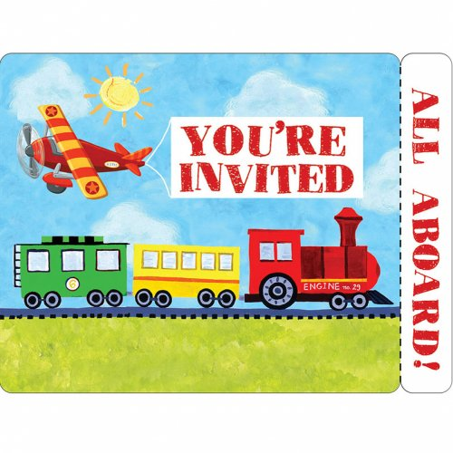 8 Invitations En route