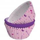 75 Caissettes à Cupcakes Garden Fairy
