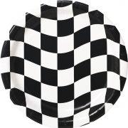8 Assiettes Formule 1