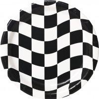 Contient : 1 x 8 Assiettes Formule 1