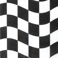 Contient : 1 x 18 Serviettes Formule 1