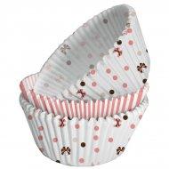 75 Caissettes � Cupcakes Parisienne