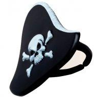 9 Bagues Chapeau Pirate