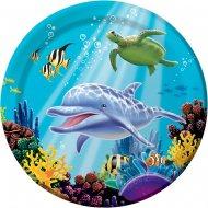 8 Assiettes Ocean Party