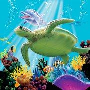 16 Serviettes Ocean Party