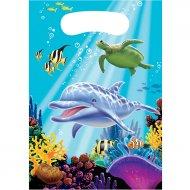 8 Pochettes Cadeaux Ocean Party