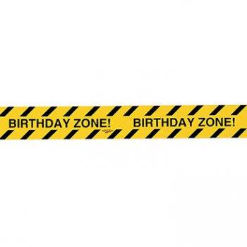 Bannière Zone dangereuse
