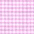 20 Serviettes à carreaux Blanc/Rose