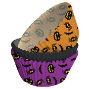 75 Caissettes � Cupcakes Halloween