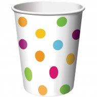 8 Gobelets Happy Dots