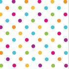 16 Serviettes Happy Dots