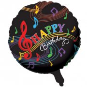 Ballon Mylar Dancing Music