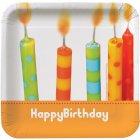 8 Assiettes Chic Birthday