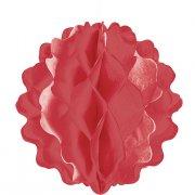 Boule Papier Rouge Mini