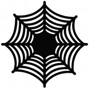 8 Décorations Toiles d'araignées