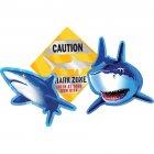 3 Décos à suspendre Requin