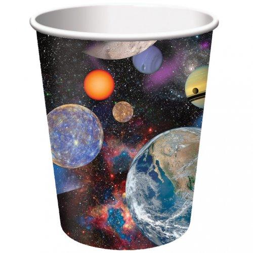8 Gobelets Espace