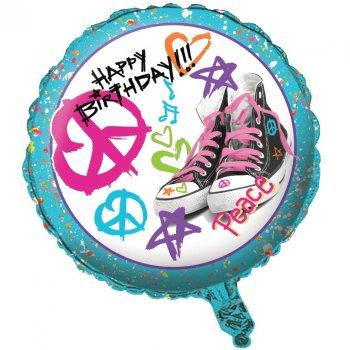 Ballon Mylar Funny Girl