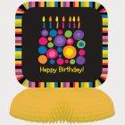 Centre de table Birthday Pop