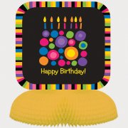 Centre de table Birthday Pop
