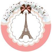 8 Assiettes Parisienne