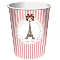 Contient : 1 x 8 Gobelets Parisienne