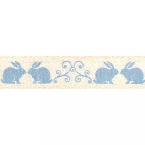 Ruban de Pâques Bleu